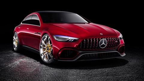 Mercedes AMG GT R Concept