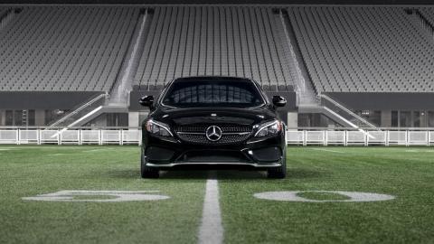 Mercedes Benz C43 USA