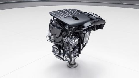 Mercedes OM608 diésel