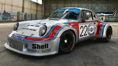 Porsche 911 Carrera RSR Turbo (1974)