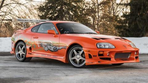 Toyota Supra (IX)