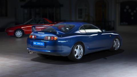 Toyota Supra (VII)