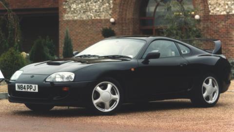 Toyota Supra (VIII)