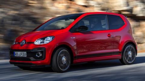 Volkswagen Up! GTI 2018 (dinámica)
