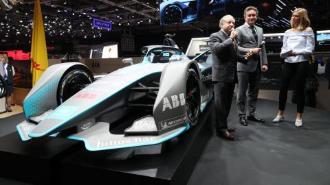 2ª generación Fórmula E