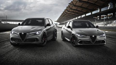 Alfa Romeo Giulia & Stelvio Quadrifoglio NRING