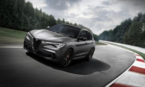 Alfa Romeo Stelvio Quadrifoglio edición especial NRING