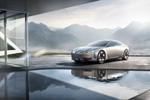 BMW iVision Dynamics prototipo