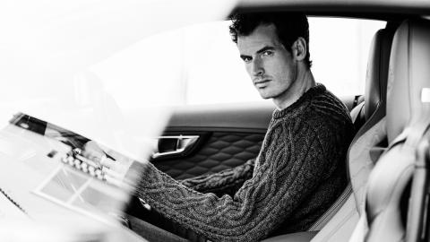 Coches Andy Murray