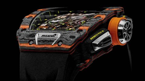 McLaren Automatic Flyback Chronograph
