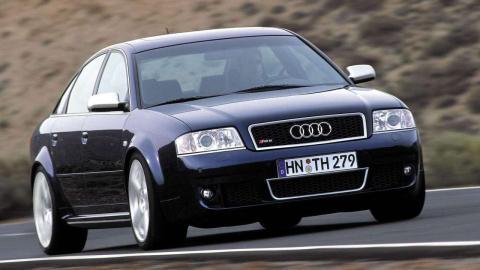 Audi RS 6 C5 2002