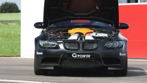 BMW M3 E92 G-Power '35 Years Edition'