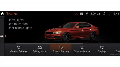 BMW Operating System 7.0