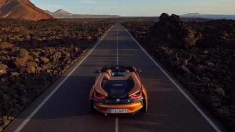 BMW i3 i8