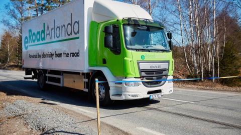 eRoad Arlanda es su nombre