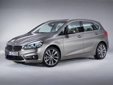 BMW Serie 2 225xe performance