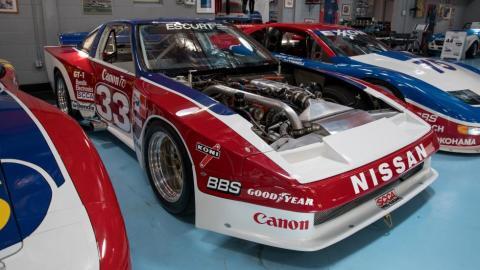 Coches de carreras de Paul Newman