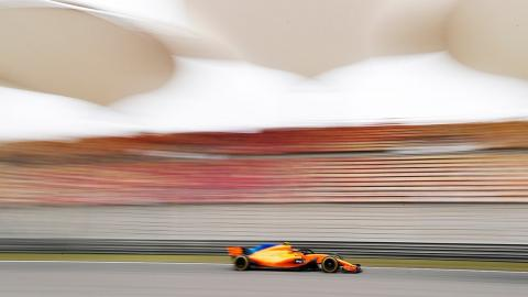 Cómo ver gratis el GP China F1 2018