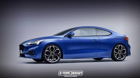 Ford Focus Coupé 2018