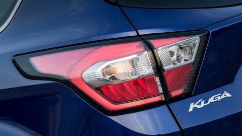 Ford Kuga 2017 (detalle)