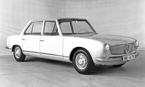 Historia Daimler-Benz Auto Union