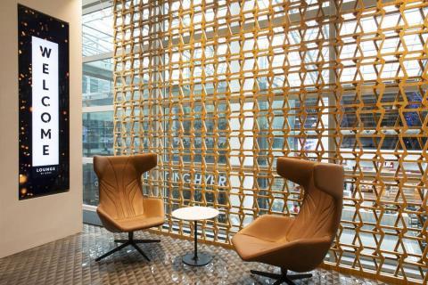 Lexus Lounge Bruselas