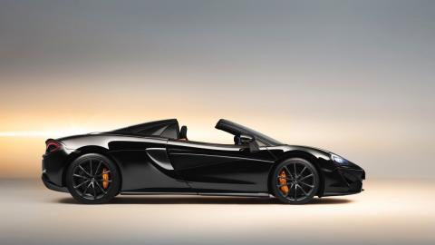 McLaren 570S Spider Design Editions