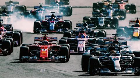 Los momentos más divertidos del GP Azerbaiyán F1