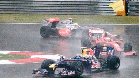 Momentos memorables GP China F1
