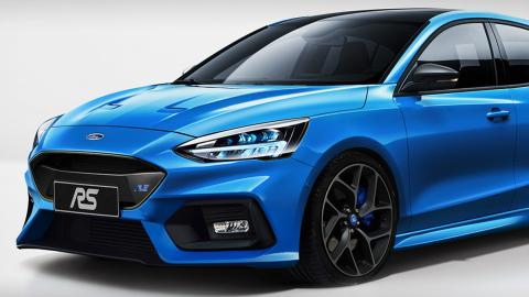 Nuevo Ford Focus RS