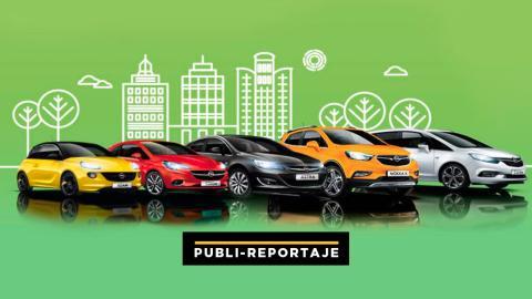 Opel BiFuel