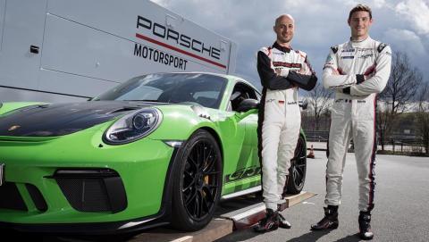Pilotos de Porsche