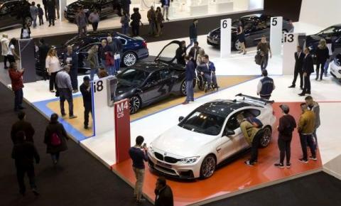 Salón de Automóvil de Madrid