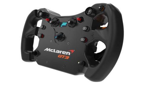 volante McLaren videojuegoas