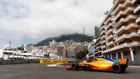 Dónde ver GP Mónaco F1 2018