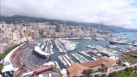 La F1 los viernes en Mónaco