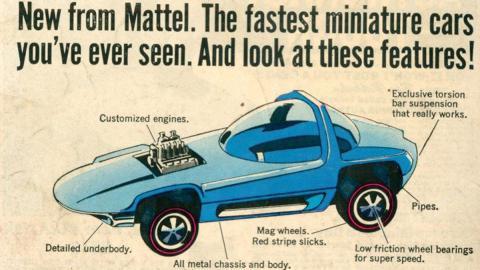 Hot Wheels Mattel