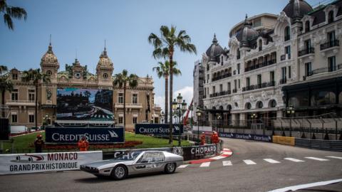 Marzal en Mónaco 2018