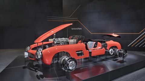 Mercedes 300 SL recambios