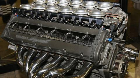 Motor V12 Isuzu F1