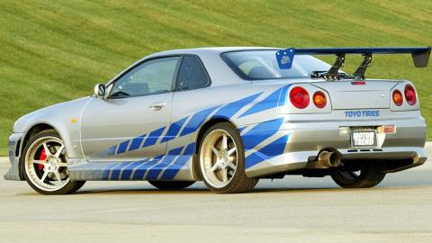 Nissan Skyline de Fast and Furious