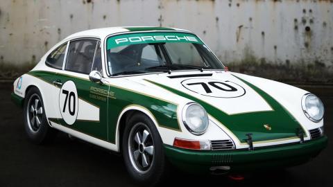 Porsche 911 Classic restaurado