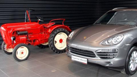 Porsche diésel