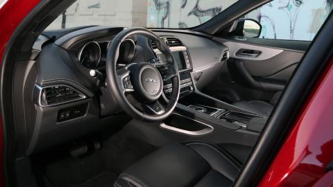 Prueba Jaguar F-Pace 25d AWD