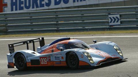 ¿Regresa Aston Martin a la categoría reina de Le Mans?