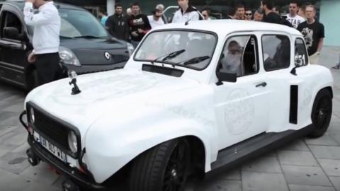 Renault 4L V6 255 jacos