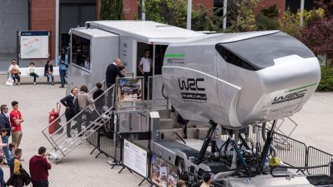 Simulador WRC