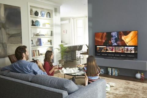 TV SUPER UHD Nanocell de LG