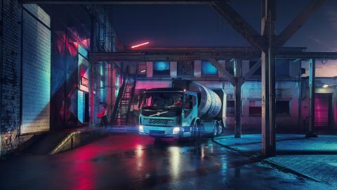 Volvo FE Electric - segundo camión eléctrico