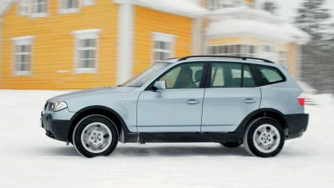 SUV lujo compacto deportivo segunda mano